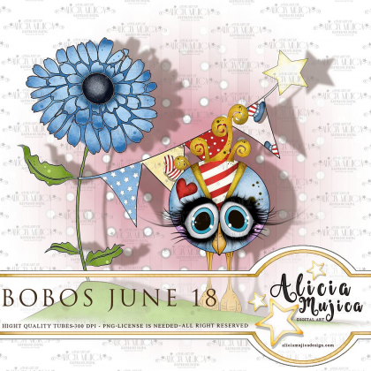 Bobos June 2018 by Alicia Mujica