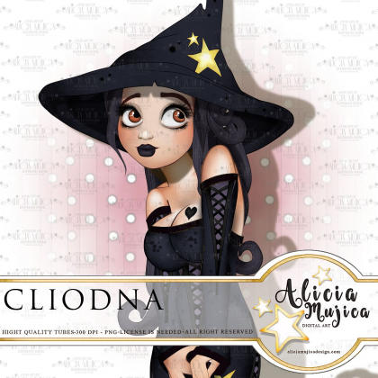 Cliodna by Alicia Mujica 2018