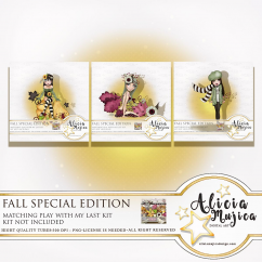 Fall 2018 special edition by Alicia Mujica