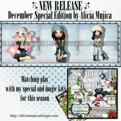 December special edition by Alicia Mujica 2015