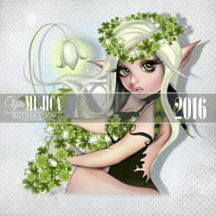 Aine by Alicia Mujica 2016