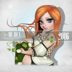 Shamrock by Alicia Mujica 2016