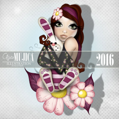 Nely by Alicia Mujica 2016