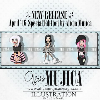 April 2016 special edition by Alicia Mujica