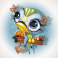 FREE Bonus Tropical Birds November by Alicia Mujica 2017