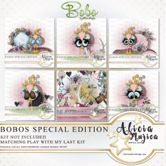 Bobos Special Edition by Alicia Mujica May 2018