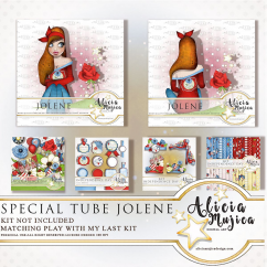 Special Tube Jolene by Alicia Mujica 2018