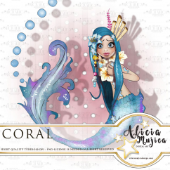 Coral by Alicia Mujica 2018