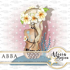 Tube Abba by Alicia Mujica 2018