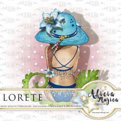 Tube Lorete by Alicia Mujica 2018