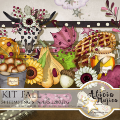 Kit Fall by Alicia Mujica 2018