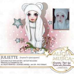 Juliette by Alicia Mujica 2018