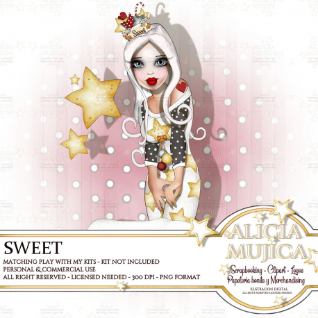 Tube Sweet by Alicia Mujica 2018