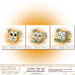 Owl February 2019 by Alicia Mujica Tube 1
