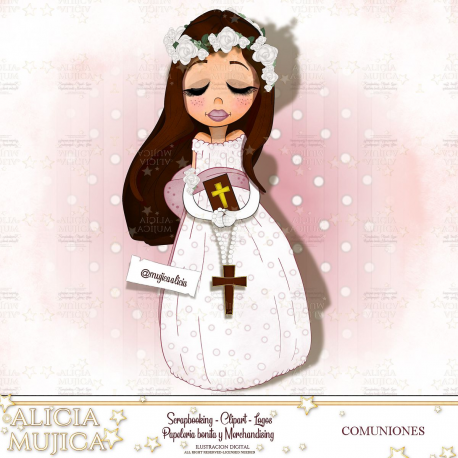 Comunion by Alicia Mujica Mod 1 Morena
