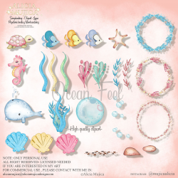Set Ocean Feel by Alicia Mujica 2019