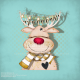Reindeer Special edition by Alicia Mujica 2019