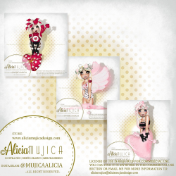 Valentina Special edition by Alicia Mujica 2020