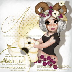 Special Tube Aries by Alicia Mujica 2020