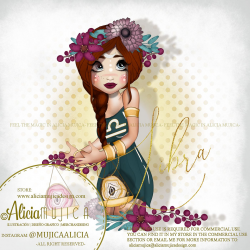 Special tube Libra by Alicia Mujica 2020