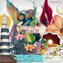 Kit The lighthouse by Alicia Mujica 2020