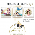 July Special edition girls 4 By Alicia Mujica